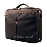 """Сумка для ноутбука Continent CC-02 Chocolate 15,6"""" фото"""