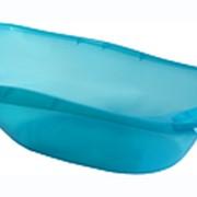 Ванночка детская ОКЕАНИК Голубой прозрачный 860x210x520 1шт./уп. фото