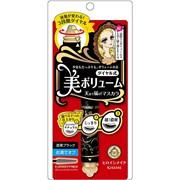 KISSME Heroine Make Volume & Curl 01 Black Mascara Тушь для ресниц черная, объем и подкручивание фото