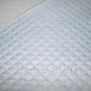Синтепон паяный 80гр 2х2 белый фото