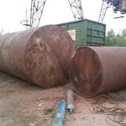 Резервуар толстостенный 45м3 Житомирская обл. фото