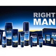 Косметика для мужчин серия Right Man фото