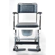 Noname Кресло-коляска инвалидная с санитарным оснащением 5019W2 арт. 12281 фото