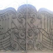 Ворота А00931 фото