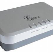 Аналоговый телефонный адаптер HandyTone-502 2xFXS, 2xEth, SIP, БПр, ip-телефон фото