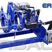 Аппарат для стыковой сварки пластиковых труб (ПЭ, ПП) ERBACH S 160 фото