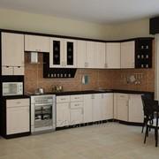 Кухня БЕЛАРУСЬ-4 УГЛОВАЯ, правая, левая фото
