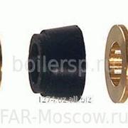 Уплотнения, адаптер для медной трубы с резиновым кольцом, 14 мм, артикул FC 8430 14 фото