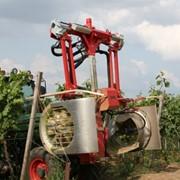 Вентилятор для прореживания листьев «ERO». Техника для виноградников. фото