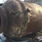 Бочка металлическая эмалированная НЕ ИСПОЛЬЗОВАННАЯ, резервуар емкость фото