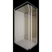 Кабины лифтовые Lux mr white фото