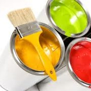 Широкий спектр красок и красители фото