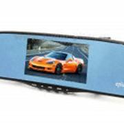 Автомобильный видеорегистратор-зеркало Eplutus D10 Full HD с двумя камерами и сенсорным экраном фото