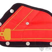Адаптер ремня безопасности PSV Кроха красный, оранжевый, серый, синий фото