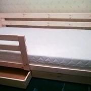 Кровать односпальная ОД 6.0 фото