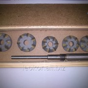 Набор зенковок для седел клапанов ВАЗ 2101-2107, 2108 фото