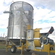 Зерносушилка мобильная Mecmar 20/153 Т фото