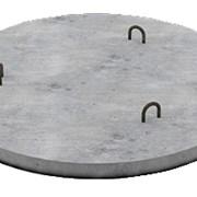 Днище (плита низа) для колодца ПН 23 фото