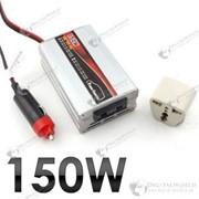 Автомобильный преобразователь (инвертор) тока мощностью 150W фото
