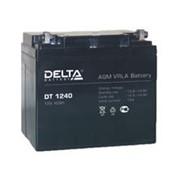 "Батарея аккумуляторная ""Delta DT 1240"" фото"