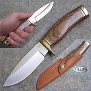 Американский нож Buck Vanguard, Woodgrain Handle фото