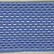 Погоны ВВС голубые без просветов (основа: ПЛАСТИК) фото