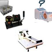 Оборудование и расходные материалы для термопереноса и сублимации фото
