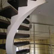 Подмости, лестницы из металла фото
