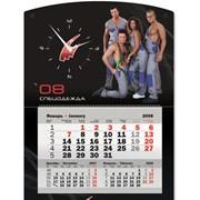 Календари настенные, настольные, карманные фото