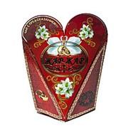 Чай с предсказанием Жар-Жар в подарочной коробочке бонбоньерке 14 см фото
