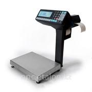 Фасовочные печатающие весы-регистраторы с отделительной пластиной MK-15.2-RP10 фото
