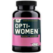 Opti-Women Optimum Nutrition 60 caps. фото