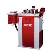 OMAC 845.Автомат для полировки кромок ремней с 4 щетками и устройством полировки носиков фото