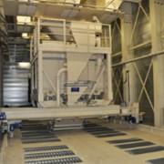 Весы-автомат подвижные для рассыпного корма фото