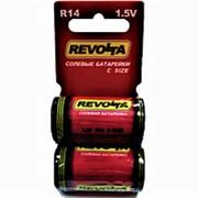 Батарейка 887933 C R 14 S_2 Revolta (887940) солевая (1,5v) , (уп.12 шт.) средняя фото