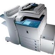 Цветная оперативная печать фото
