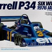 Модель 1/20 Tyrell P34 Six Wheeler фото