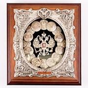 Ключница Герб России (малая) фото