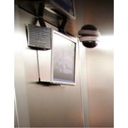 Размещение рекламы в бизнес-центрах на мониторах фото