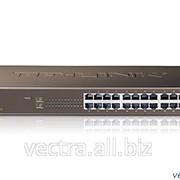 Коммутатор TP-Link 24-портовый гигабитный настольный (TL-SG1024) фото