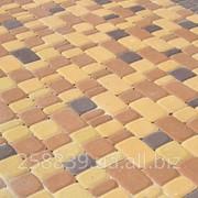 Тротуарная плитка Старый Город фото