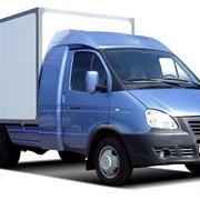 Внутригородская доставка грузов фото