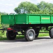 Прицеп тракторный самосвальный 2ПТС-4,5; 6,5; 8 фото