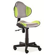 Кресло компьютерное Signal Q-G2 (зелено-серый) фото
