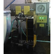 Пастеризатор молока инфракрасный для пакетирования или реализации пастеризованного молока из ёмкости 3 т/ч УЗМ-3,0Р фото