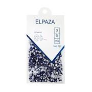 Elpaza, Стразы mix - 1440 шт синий фото