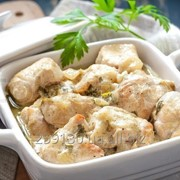 Тушенка «Halal» куриная (несушка) фото
