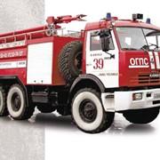 Автоцистерна пожарная АЦ-5-40 фото