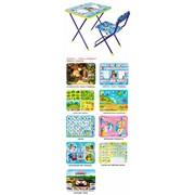 Комплект детской мебели «Познайка» фото