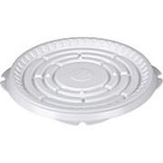 Упаковка для торта (тортница) Т-230ДШ БЕЛАЯ (100шт./уп) фото